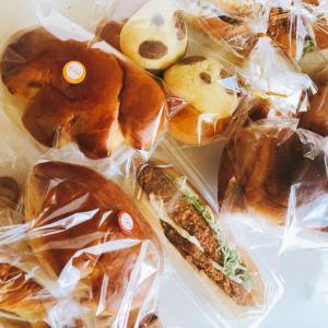 函館 パンハウス 【シアン】のパンたち