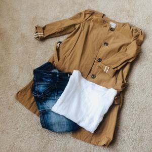 少ない服で暮らすコツ~春のコーディネートを考える