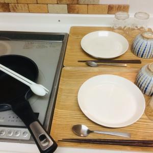 すっきり暮らすこと~遅起きしたいから段取り朝食準備