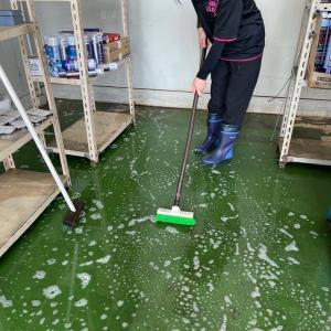佐賀県 大雨による大洪水の災害復旧除菌洗浄消臭作業 株式会社ダスメルクリーン
