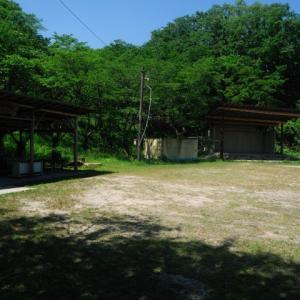 【キャンプ下見】 山佐ダムキャンプ場(島根県安来市)