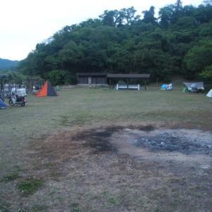 【キャンプ2019】 見近島キャンプ場(愛媛県今治市)