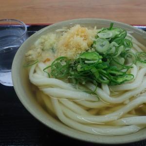 うどん巡り2019大暑 元匠湊店(香川県東かがわ市)