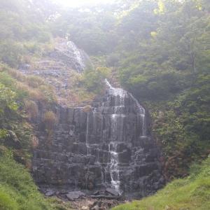 鳥海山近辺の滝巡り&ペット達の様子