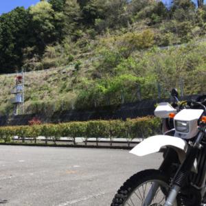 4月5日 林道松尾線から川上峯線