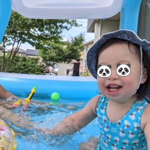 生後1歳4ヵ月 @ 三女