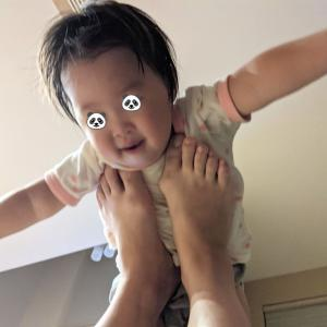 生後1歳6ヵ月 @ 三女