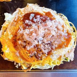 お好み焼・鉄板焼 きん太の牡蠣モダン&きん太ランチ&だしおこ焼