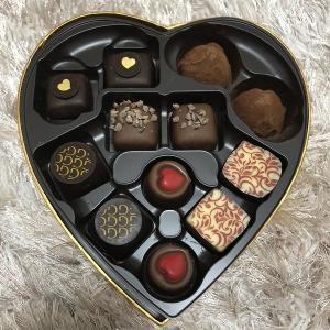 ゴディバ 京阪モール京橋店のバレンタイン チョコレート 2020 クロニクル スウィート ハート 12粒
