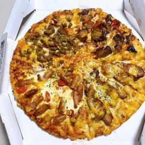 PIZZA-LA(ピザーラ)茨木のステーキクォーター&ローステッドポテト