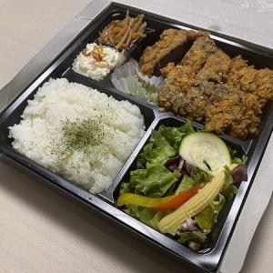 牛かつ 黒べこ 吹田店の特製とろけるビフカツ弁当 黒胡椒味 200g