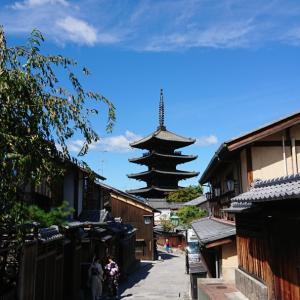 「ザ京都」な景色