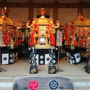 神輿  in  八坂神社