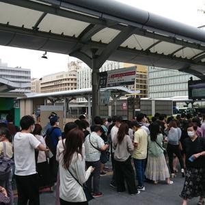 きのうの京都駅