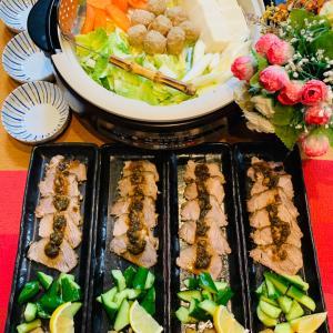 手作り焼豚でラーメン&焼豚丼