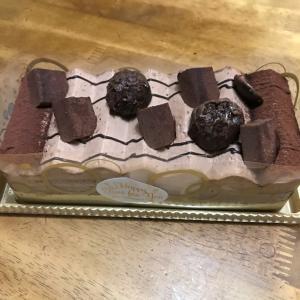 ケーキをいただきました