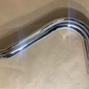 ホンダ シティカブリオレ インタークーラー配管を再メッキしました