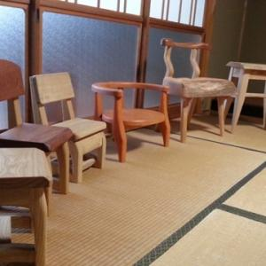 子供家具も作ります(テーブル、椅子)