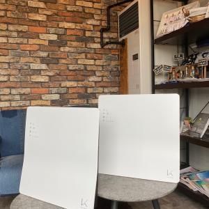 コロナ対策! 光触媒空気清浄機 ウィルス除去  苫小牧美容室 ノンエッジ