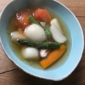 野菜のダシ煮