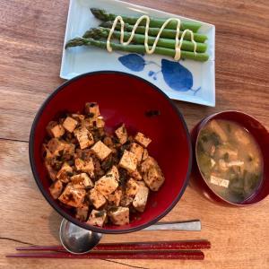 人の荒波と、麻婆豆腐