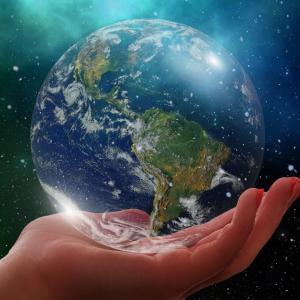地球を買う??