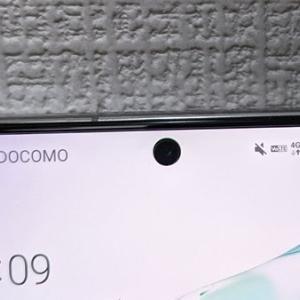 au版Galaxy Note10+ SCV45もSIMロック解除して、docomo回線で試してみた