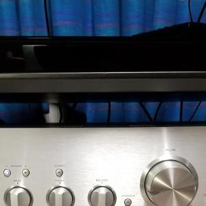 PioneerプリメインアンプA-70DAを購入してみた
