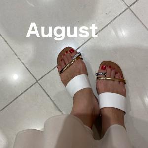 今日から8月だから!