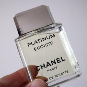 香水の王様CHANELのエゴイストプラチナムを手に入れる