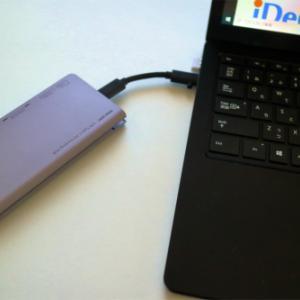 Surface Laptop 3に覗き見防止フィルターとUSBハブを追加してビジネス仕様にする