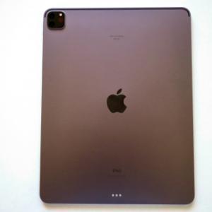 タブレットは大きい画面が正義iPad Pro 12.9インチ