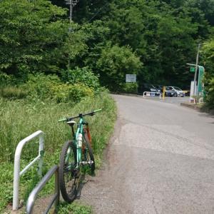 定休日のサイクリング・・・失敗