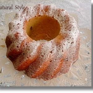 * バターケーキ