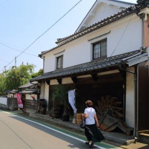 筑前町の古民家カフェ