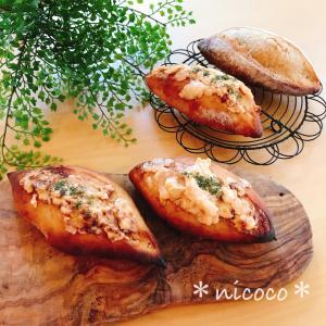 【 レシピ 】めんたいフランスmini ♪