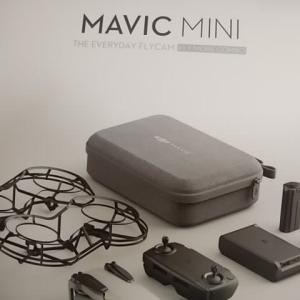 Mavic Miniが来た!(^_-)-☆