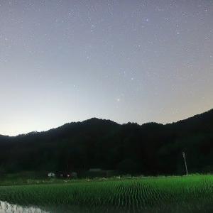 夜活動@北飛騨