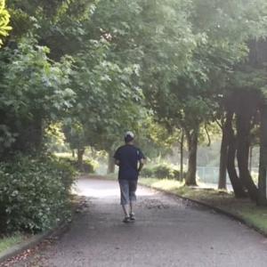 朝散歩(^^♪