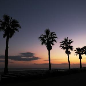 ある日の夜@ロングビーチ