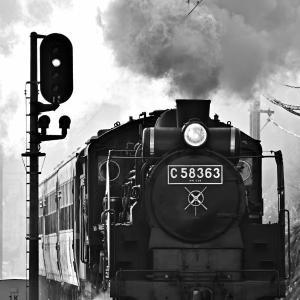弊ブログ最大の大粒汽車ぽっぽ(秩父鉄道C58)