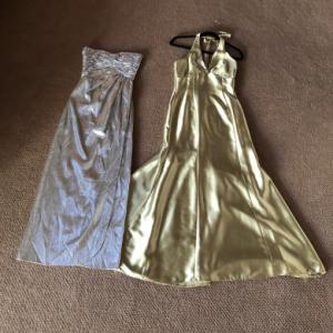 Valerieからドレスのプレゼント!の巻