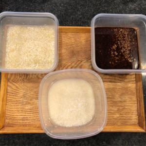 塩麹、玉葱塩麹、醤油麹!の巻