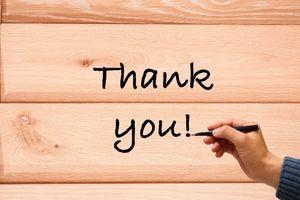 皆様には、改めて謝辞を申し上げます。(日記)
