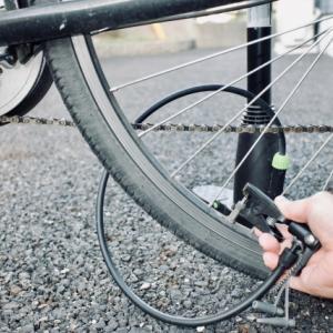 自転車の虫ゴムに翻弄された一日。あと、専門支援相談員の方との面談とか、創作の話とか。(日記)