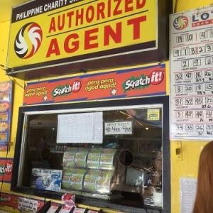 フィリピンでスクラッチ宝くじに挑戦!