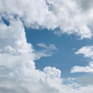 晴のち曇のち雨