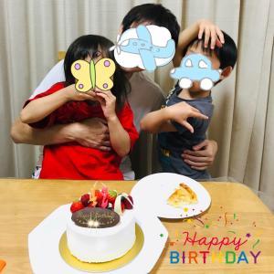 パパのお誕生日!