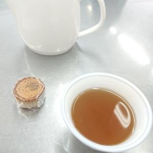 漢方茶とレース石けん講座を受講してきました