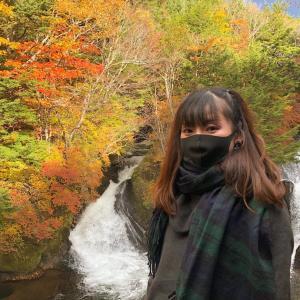 栃木県日光市『龍頭ノ滝』へ      Part 2
